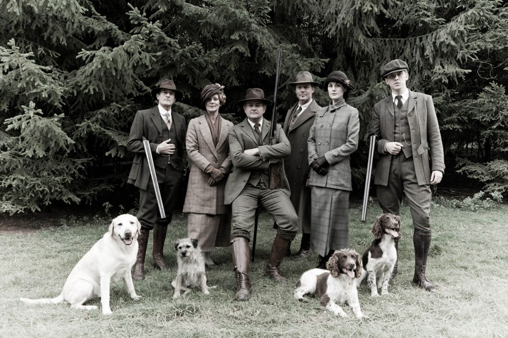 Downton Abbey: Christmas Special – Life of Wylie