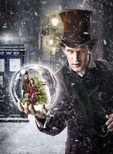 DOctor Who Christmas Special 2012