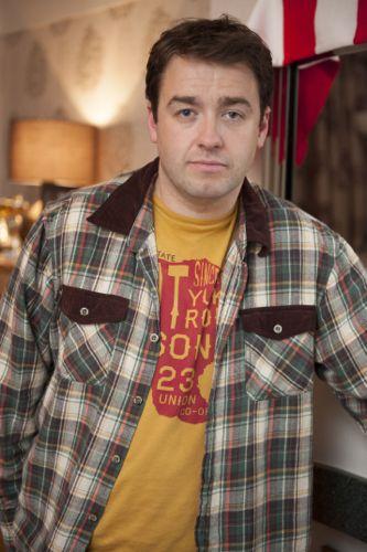 Jason Manford as Gary.