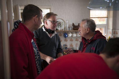 Director Robert Glenister.