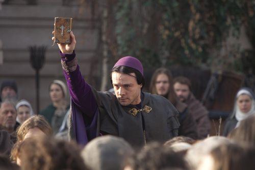 Rupert Evans as Godwyn.