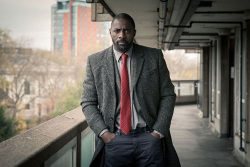 Idris Elba as John Luther.