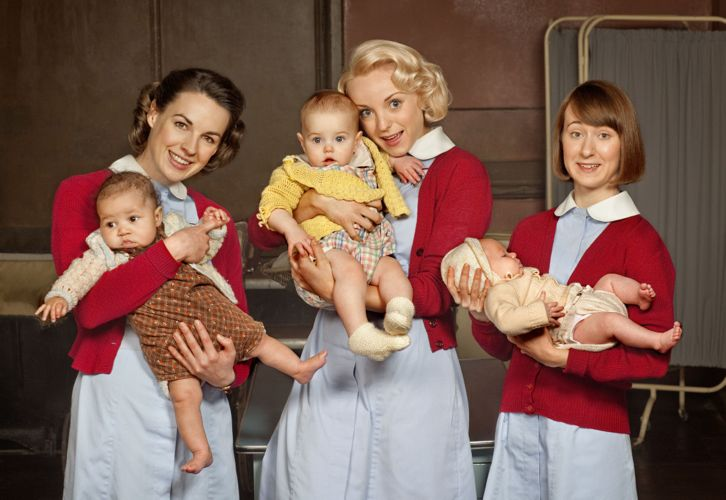 Call The Midwife and the birth of more BBC drama.