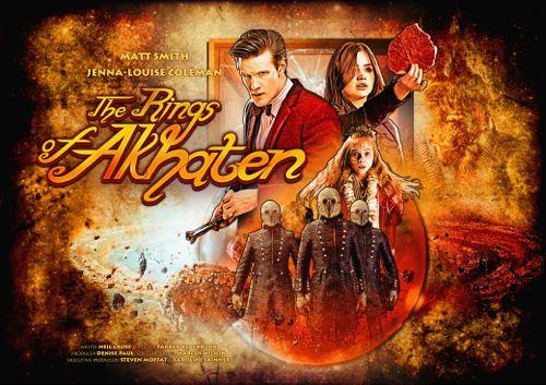 The Rings of Akhaten. Episode 7.8 written by Neil Cross.