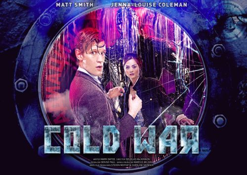 Cold War - episode 7.9 written by Mark Gatiss.