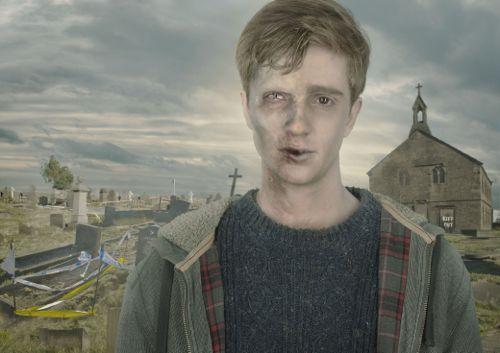 Luke Newberry as Kieren Walker.