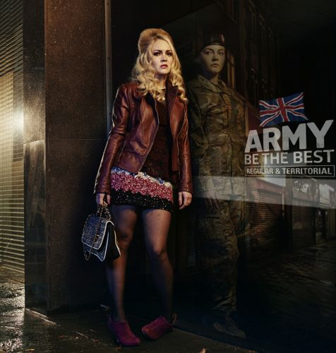 Lacey Turner as Molly Dawes.