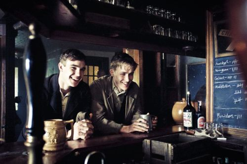 Joe (Nico Mirallegro) and Paul (Luke Williams).
