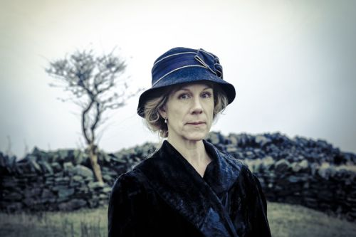 Juliet Stevenson as Lady Clem.
