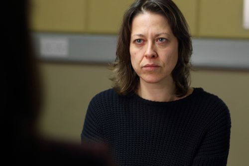 Nicola Walker as Helen Bartlett.
