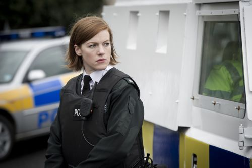 Niamh McGrady as Danielle Ferrington.