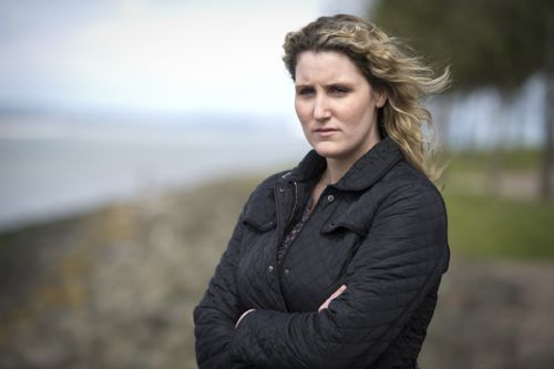 Bronagh Waugh as Sally-Ann Spector.