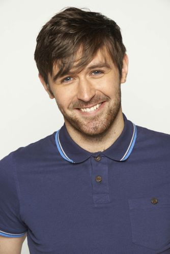 James McArdle as Charlie.