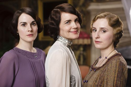 Mary, Cora and Edith.