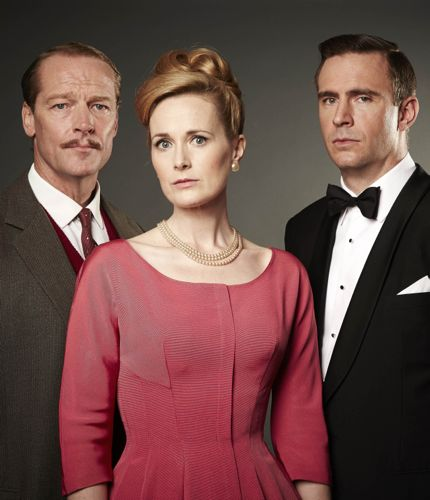 Iain Glen (Chief Inspector Ronald Mulligan), Natasha Little (Elizabeth), Jack Davenport (Otto).