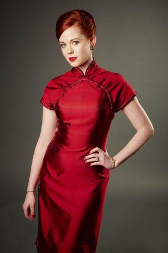 Zoe Boyle as Jean.