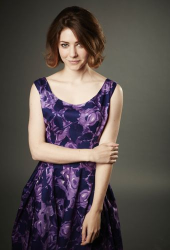 Catherine Steadman as Angela.