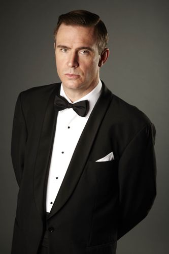 Jack Davenport as Otto Powell.