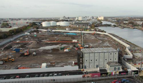 Nov 1 2011: The build begins.