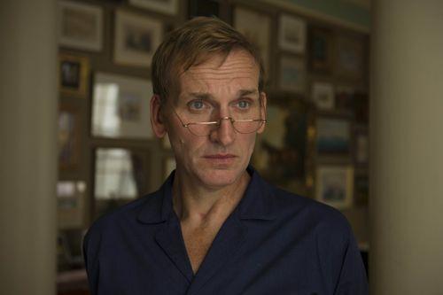 Christopher Eccleston as John Aspinall.