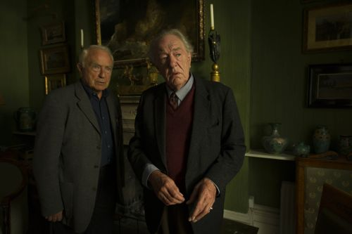 Paul Freeman as John Pearson and Michael Gambon as the older John Burke.