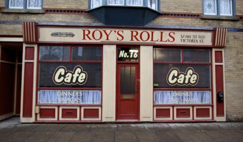 Roy's Rolls Trafford Wharf 500