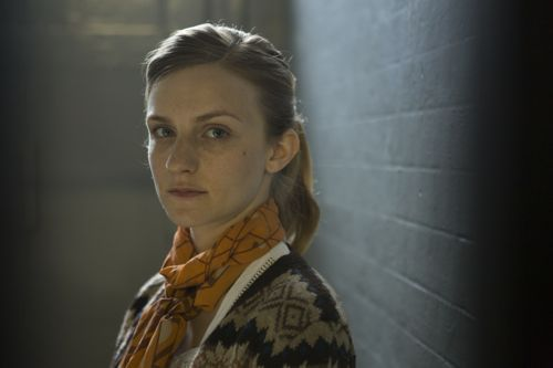 Faye Marsay as Lizzie.