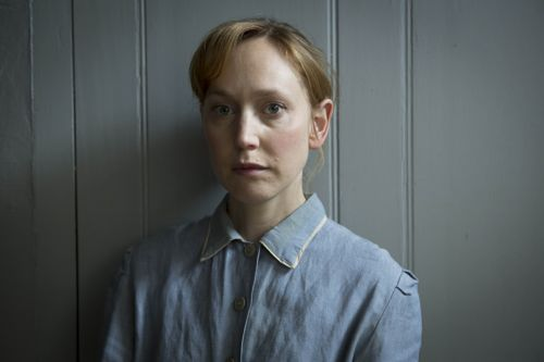 Hattie Morahan as Alice.