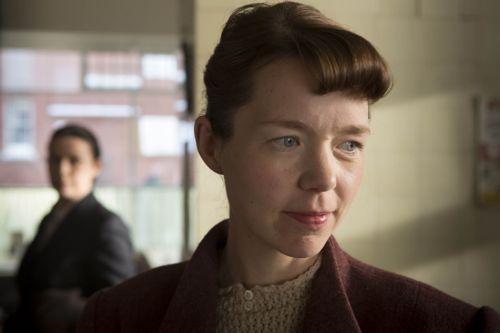 Anna Maxwell Martin as Susan.