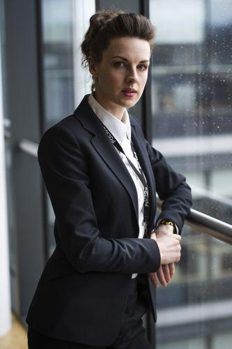 Detective Constable Georgia Trotman (JESSICA RAINE)