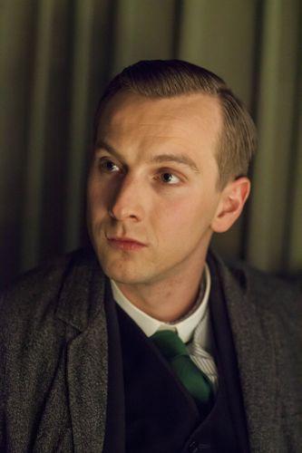 Calum Callaghan as George Towler.