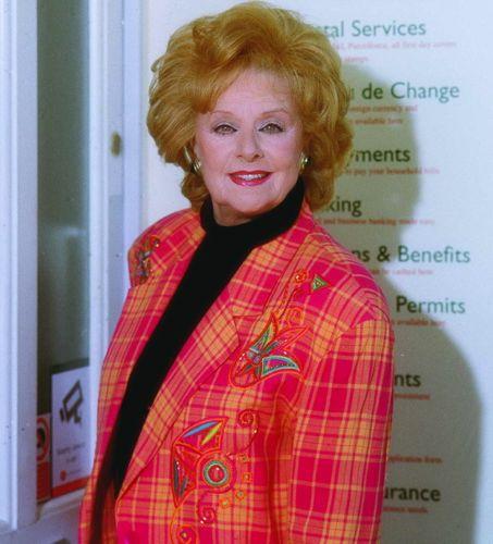 Barbara Knox as Rita.