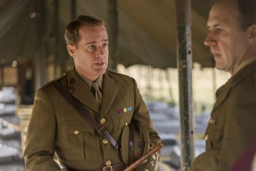 Adam James as Colonel Charles Purbright.