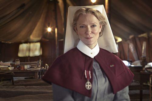 Hermione Norris as Matron Grace Carter.