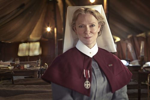 Hermione Norris as Matron Grace Carter.