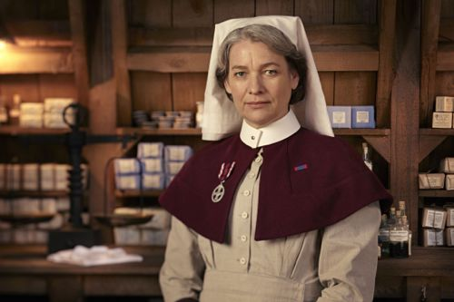 Kerry Fox as Sister Margaret Quayle.