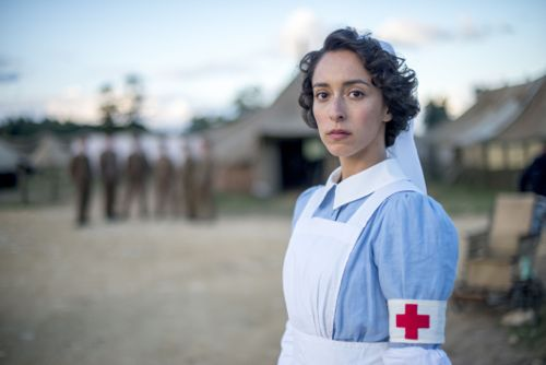 Oona Chaplin as Kitty Trevelyan.