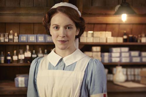 Marianne Oldham as Rosalie Berwick.