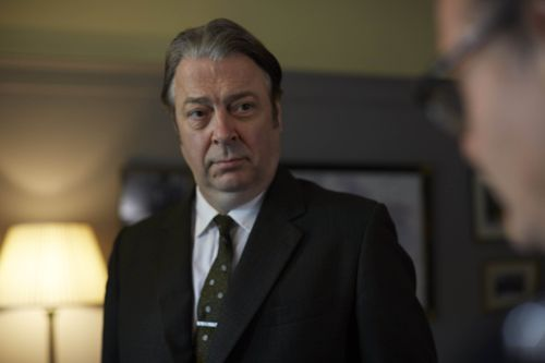 Roger Allam as Det Insp Fred Thursday.