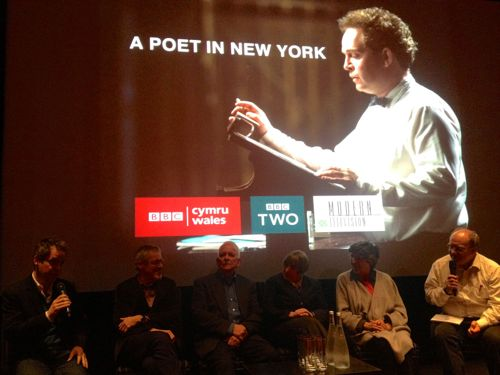 Tom Hollander, Griff Rhys Jones, Andrew Davies, Aisling Walsh, Ruth Caleb and James Rampton.