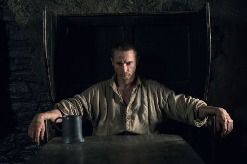 Sean Harris as Joss Merlyn.