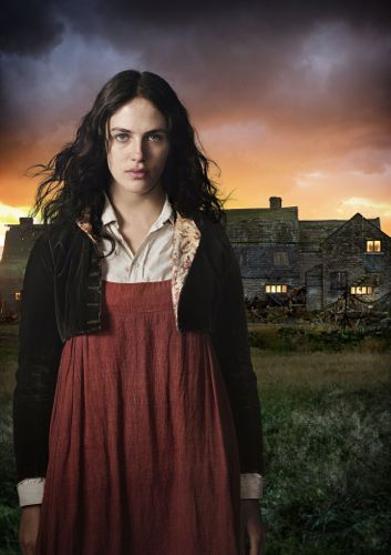 Jessica Brown Findlay as Mary Yellan.