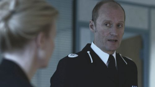 Adrian Edmondson as Assistant Chief Constable Warner.