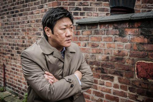 Benedict Wong as Det Sgt Ash Chan.