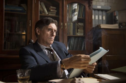 Gabriel Byrne as Quirke.