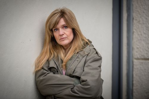 Siobham Finneran as Clare.