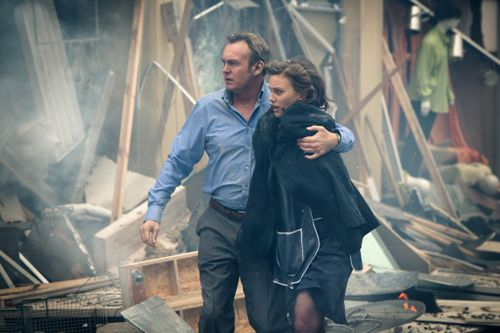 Philip Glenister as Daniel and Liz White as Joanne.