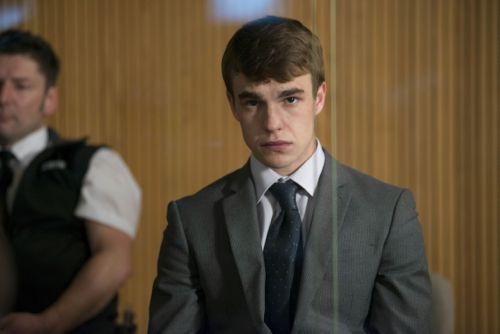 Nico Mirallegro as Johnjo.
