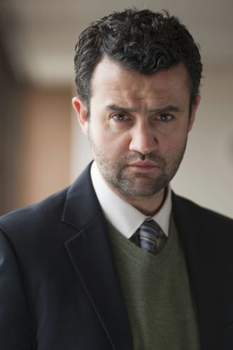 Daniel Mays as Tommy.