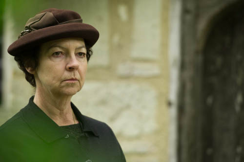 Tessa Peake-Jones as Mrs Maguire.